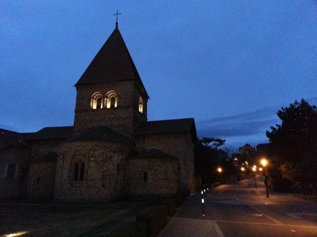 Kościół Świętej Marii Magdaleny w Saint-Sulpice