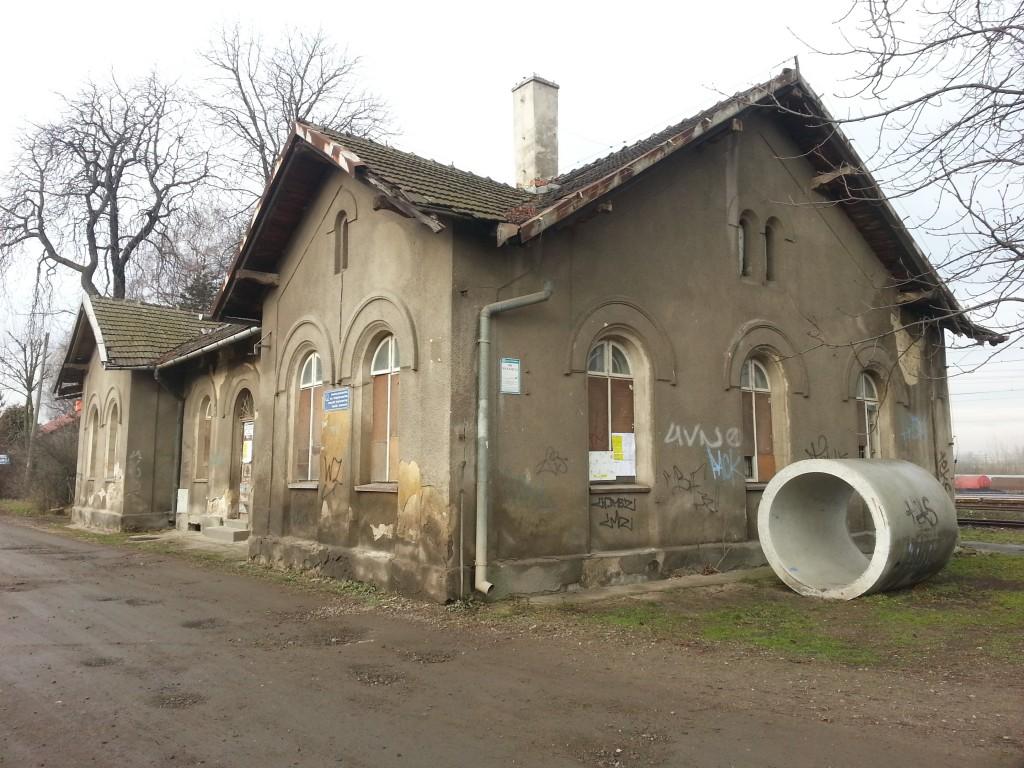 Railway station Kraków Bieżanów