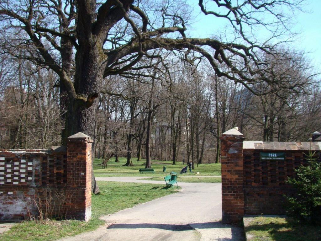 Park of Jerzmanowski