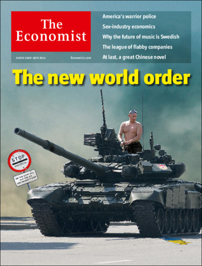 The new world order /foto: economist.com/