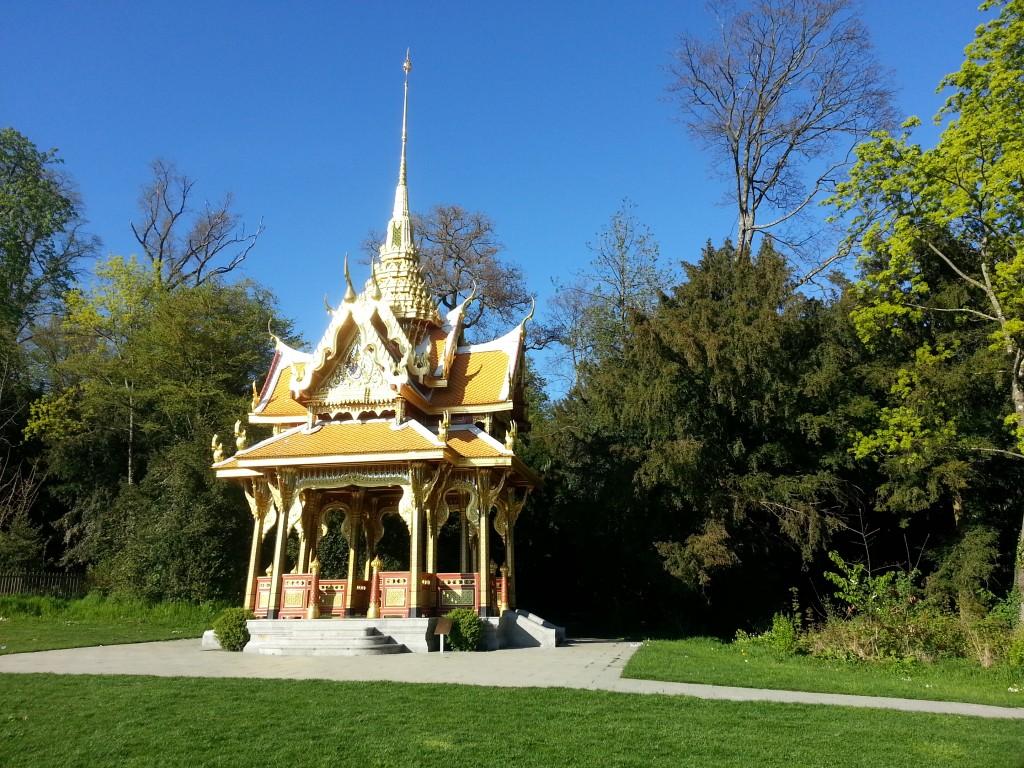 Pavillon royal thaïlandais