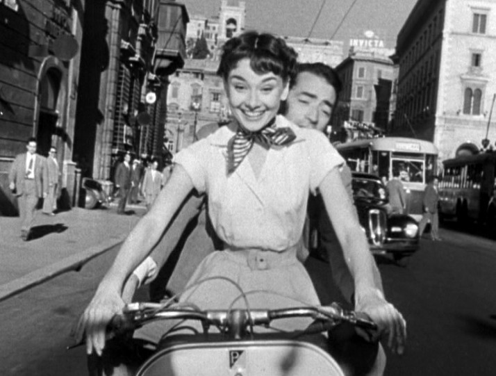 """Roman Holiday"""
