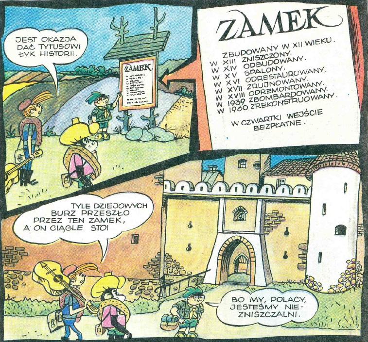 Henryk Jerzy Chmielewski, Tytus Romek i A'Tomek, księga I