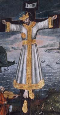 /Kasper Kurcz, Ukrzyżowanie, 1605/