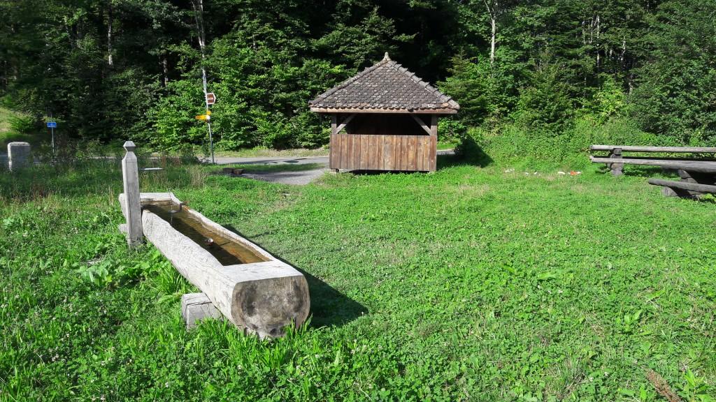 Fontaine des Meules