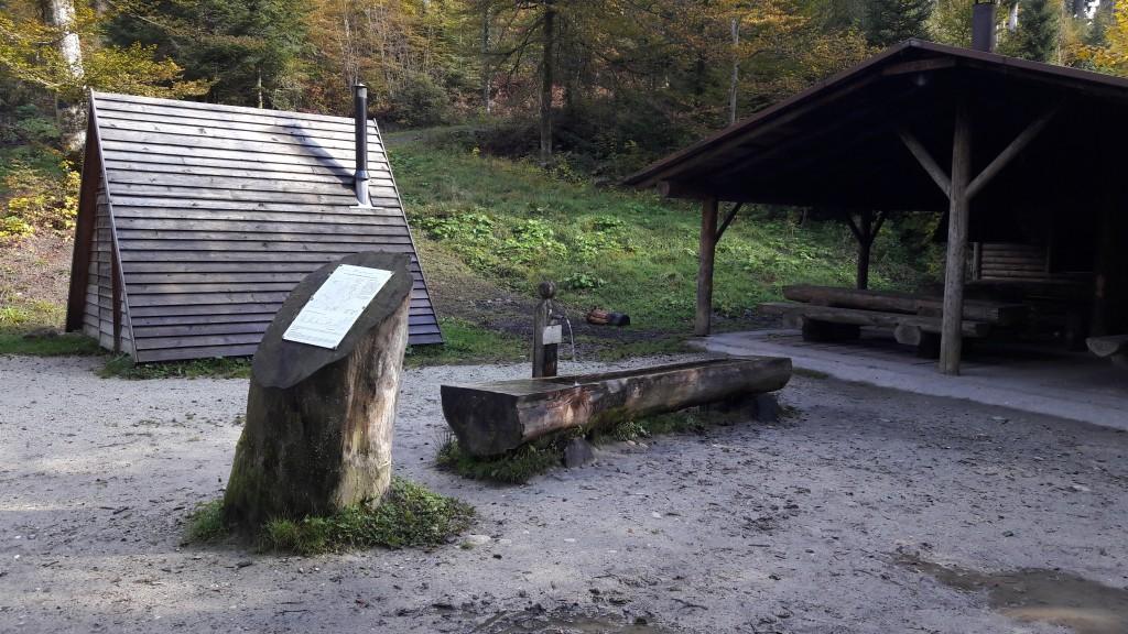 Fontaine des Côtes